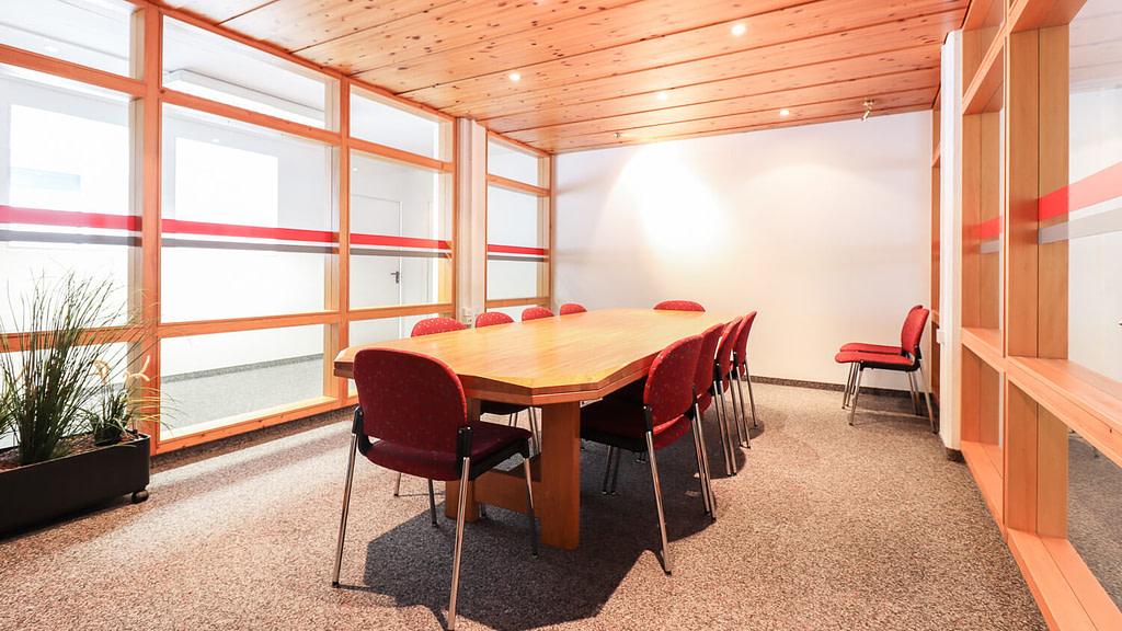 Sitzungszimmer Oensingen Büro