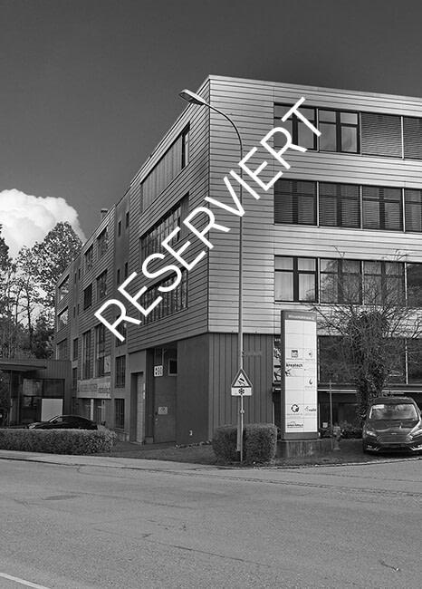 Reservierte Immobilie in Oberuzwil Aussenansicht