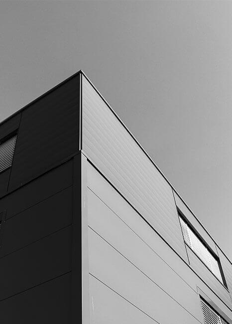 Vorlage Immobilie für Coming Soon Slider schwarz weiss